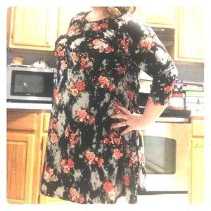 Honey and Lace Brea pocket dress
